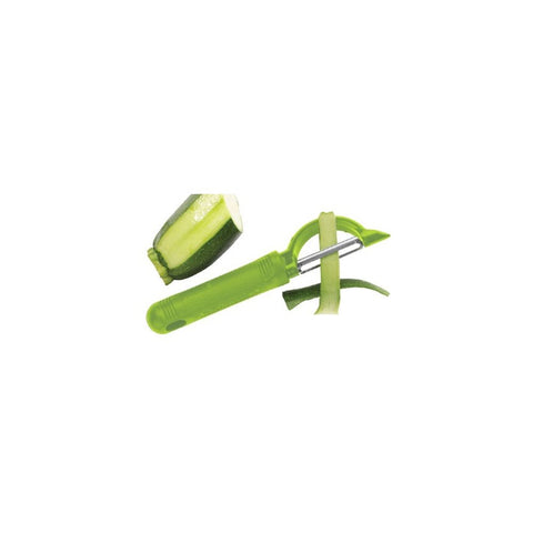 Messermeister 800-58G Pro-Touch Fine Edge Swivel Peeler, Green
