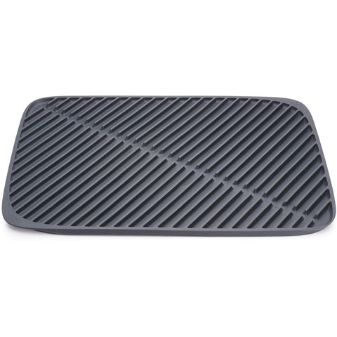 Joseph Joseph 85087 Flume Folding Draining Mat, Small, Grey