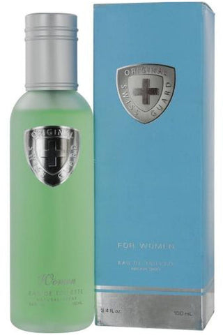 Swiss Guard 3.4 Edt Sp For Women