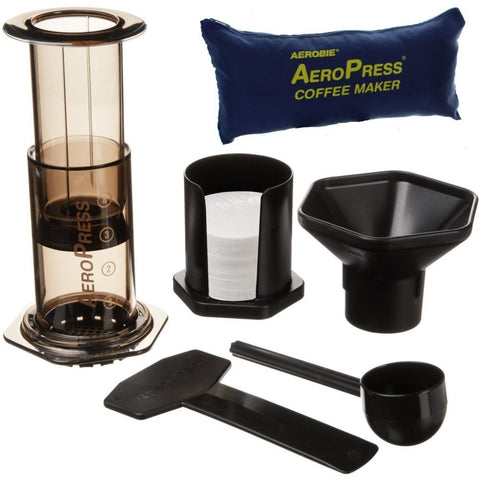 Aerobie AeroPress 82R08 Coffee Maker with Tote Bag