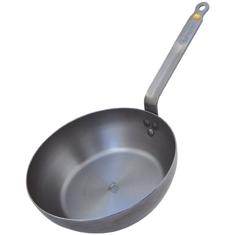 de Buyer Mineral B Element Country Fry Pan Model No. 5614.24