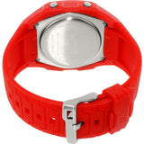 Freestyle Men's 101054 Shark Classic XL Red Digital Watch, Red Silicone Band, Rectangle 48mm Case