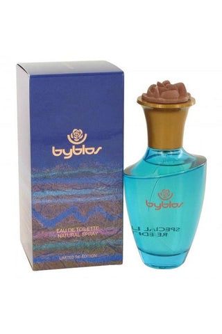 Byblos 3.4 Edt Sp For Women