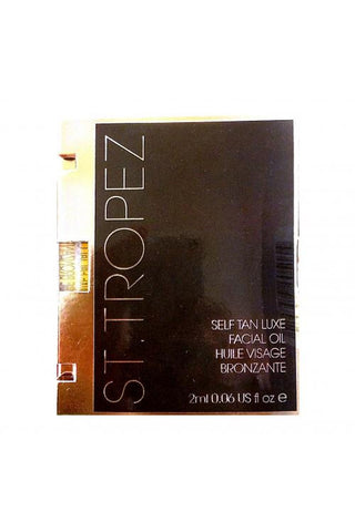 St Tropez Self Tan Luxe Facial Oil 2 Ml