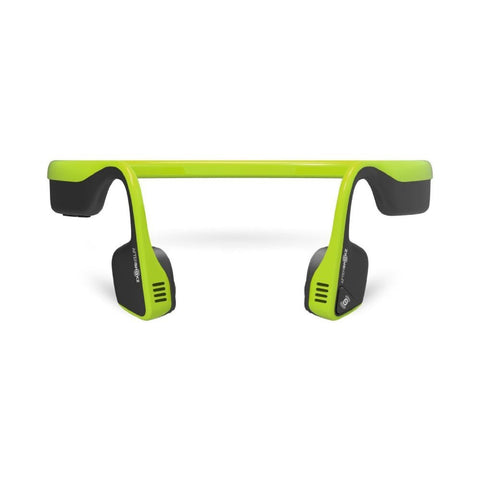 AfterShokz AS600 Trekz Titanium Wireless Open Ear Headphones, Ivy Green