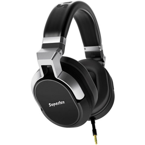 Superlux HD-685 High-Definition Stereo Headphones, Black