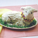 Nordic Ware Spring Lamb 3-D Cake Mold, Item No. 41100