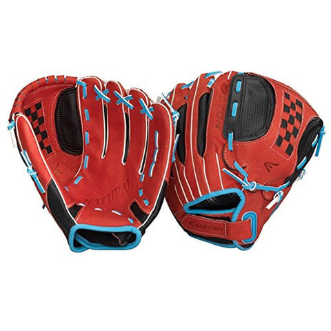 Easton A130449LHT NYFP1150RB Youth Fastpitch Series Glove LHT, 11.5in