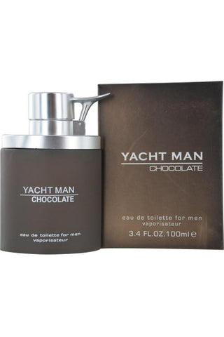 Yacht Man Chocolate 3.4 Edt Sp