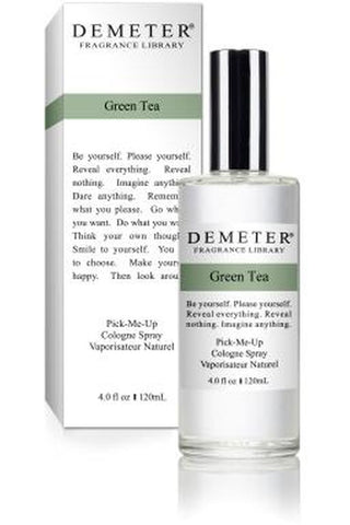 Demeter Green Tea 4 Oz Cologne Spray