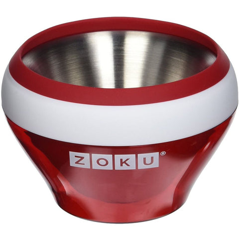 Zoku ZK120-RD Ice Cream Maker, Red