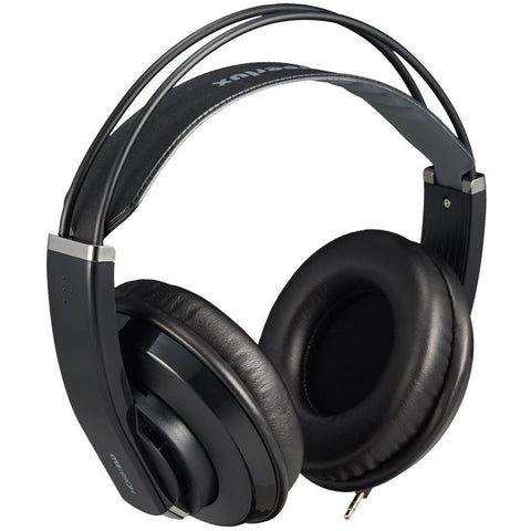 Superlux HD681 EVO Professional Monitoring Level Headphones, Black