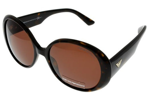 Emporio Armani EA9607/S Sunglasses, 56mm Lenses