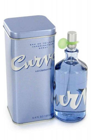 Curve 3.4 Edt Sp For Women