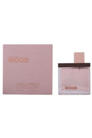 Dsquared She Wood 3.4 Edp Sp For Women
