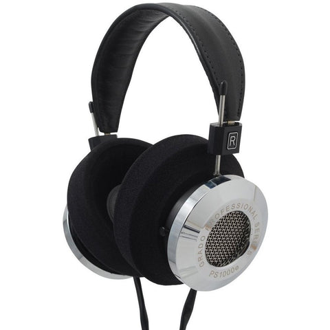 Grado PS1000e Professional Series Headphones, Dynamic Open Air, 5-50,000Hz Frequency Response, 32Ohms Impedance