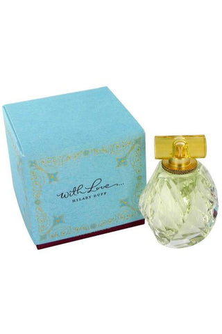 With Love...Hilary Duff 3.4 Edp Sp
