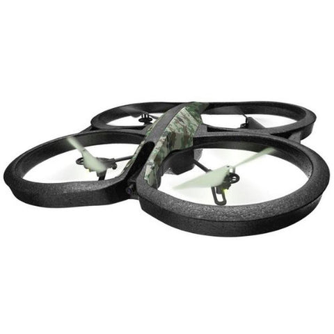 Parrot PF721802 AR. Drone 2.0 Elite Edition, Jungle