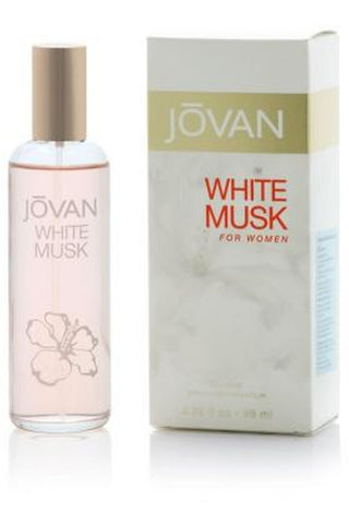 Jovan White Musk 3 Oz Col Sp For Women