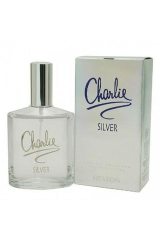 Charlie Silver 3.4 Edt Sp
