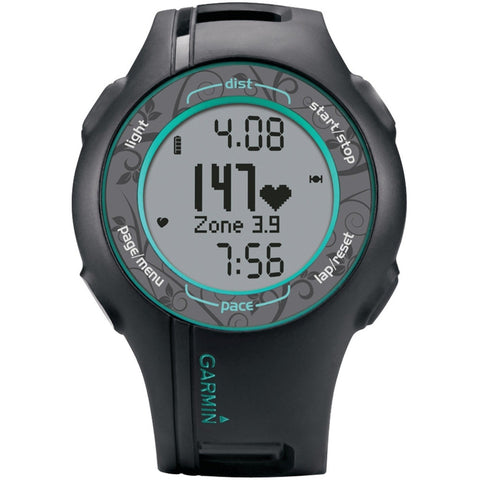 Garmin 010N086332 Forerunner 210 GPS Receiver with Heart Rate Monitor, Certified Refurbished