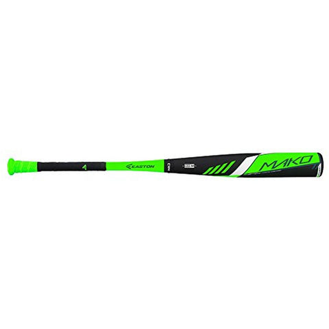 Easton A11171034 BB16MK MAKO COMP -3 BBCOR Adult Baseball Bat, 34/31