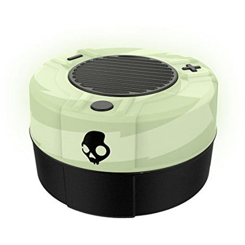 Skullcandy S7BUGW-445 Soundmine Bluetooth Speaker, Glow-in-the-dark/Black