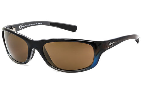 Maui Jim H279-03F Kipahulu Sunglasses, Marlin Frame, HCL Bronze Polarized 59mm Lenses