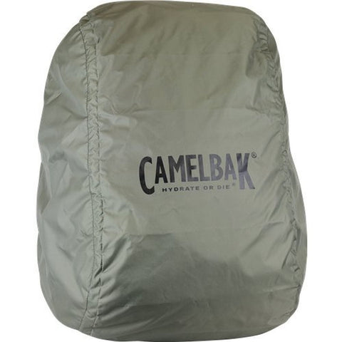 CamelBak 90492 Tactical Rain Cover, Foliage Green/Orange