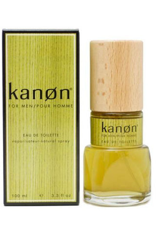 Kanon 3.4 Edt Sp For Men