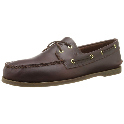 Sperry Top-Sider 0195214 Men's Authentic Original 2-Eye Boat Shoe, Amaretto