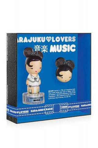 Harajuku Lovers Music 2 Pcs Set: 1Oz Sp