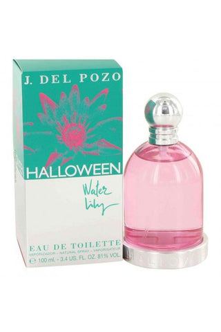 Halloween Water Lily 3.4 Edt Sp