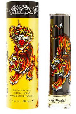 Ed Hardy 1.7 Edt Sp For Men