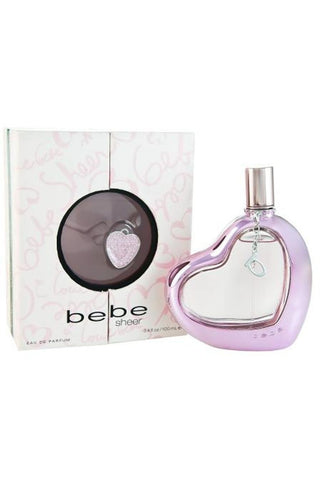 Bebe Sheer 3.4 Edp Sp Women