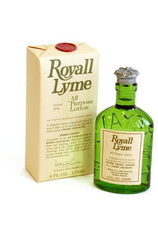 Royall Lyme 4 Oz All Purpose Lotion