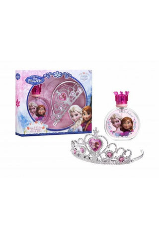 Frozen 2 Pcs Set: 3.4 Edt Sp + Tiara