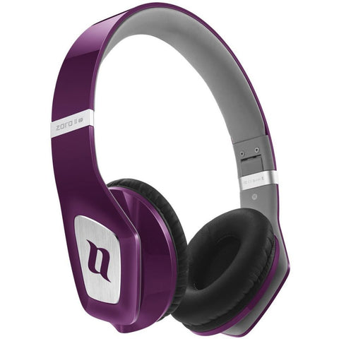 Noontec Zoro II HD Hi-Fi On-Ear Headphone, Purple
