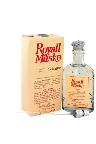 Royall Muske 4 Oz Cologne Splash