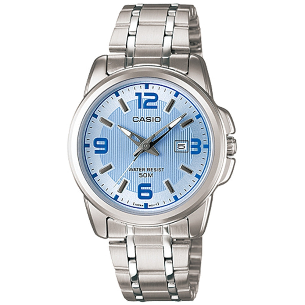Casio Ltp1314 D 2 Av Women's Analog Display...