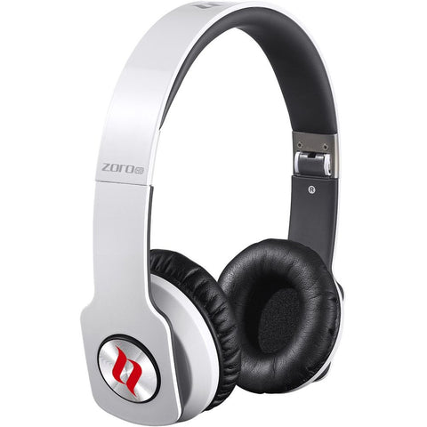 Noontec Zoro HD Hi-Fi On-Ear Headphone, White