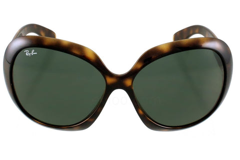Ray-Ban RB4098 Women's Non-Polarized Jackie Ohh II Sunglasses