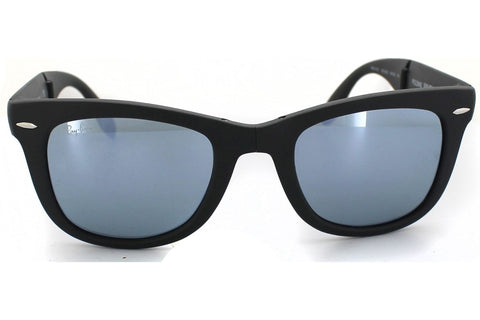 Ray-Ban RB4105 Folding Wayfarer Sunglasses