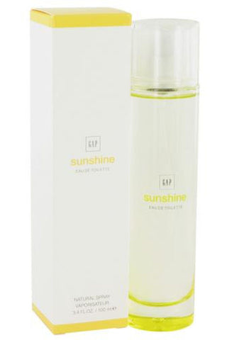 Gap Sunshine 3.4 Edt Sp For Women