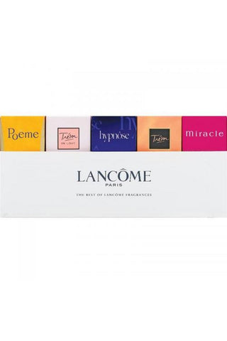 Lancome 5 Pcs Mini Set For Women  (Indivdual Box)