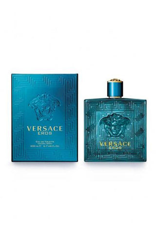 Versace Eros 6.8 Edt Sp For Men