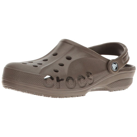 Crocs 10126-200 Unisex Baya Clog Sandals, Color: Chocolate, Size: M4W6 M US