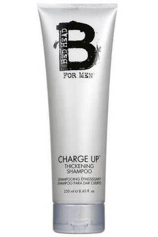 Tigi Bed Head Charge Up Thickening Shampoo 8.45 Oz For Men