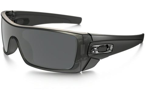 Oakley OO9101 01 Batwolf Sunglasses, Black Ink Frame, Black Iridium 127mm Lenses