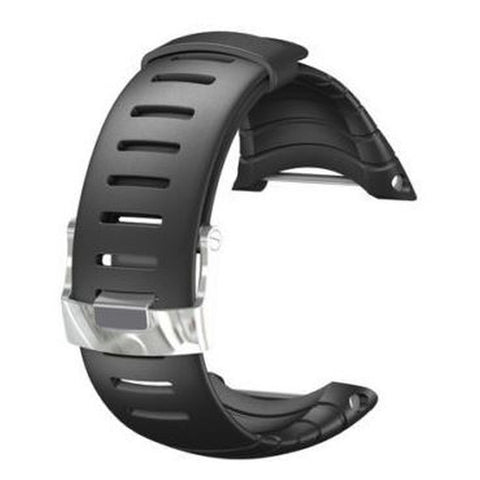 Suunto SS013336000 Core Black Rubber Strap